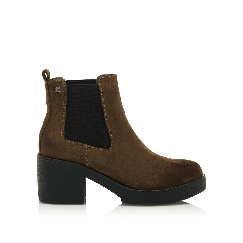 Mustang - 58656 Brown Ankle Boots