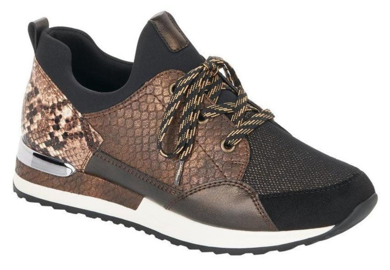 S.Oliver - 23640-26 Taupe/Snake Runners