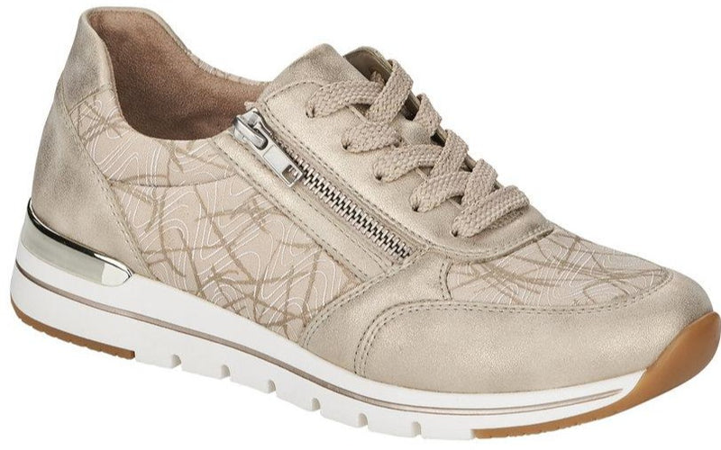 Marco Tozzi - 23744-26 Gold beige Combi Runners