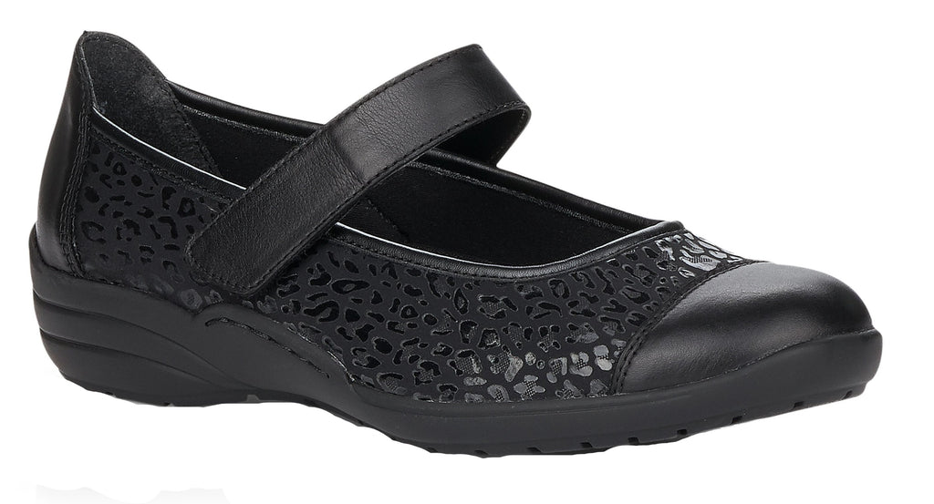 Remonte - R7627 Black Shoes