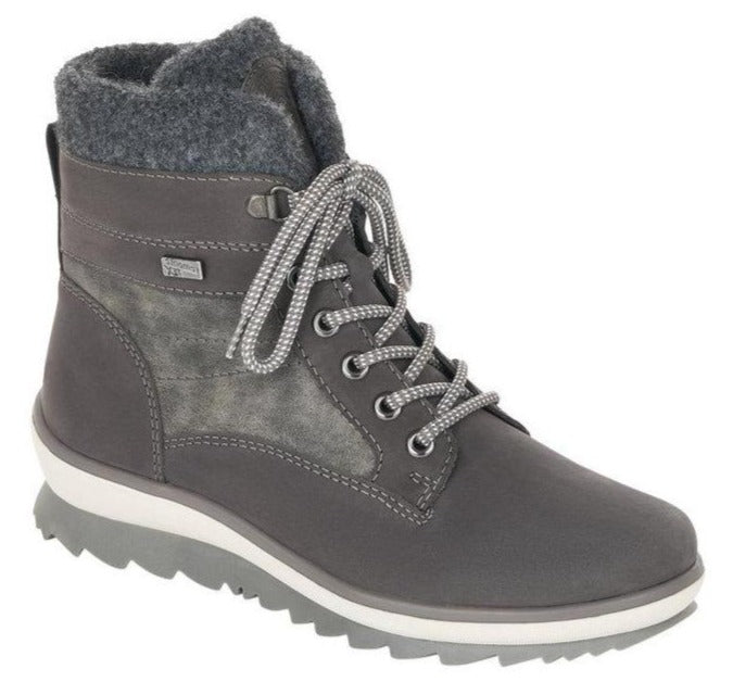 Remonte - R8477 Granit Grey Ankle Boots