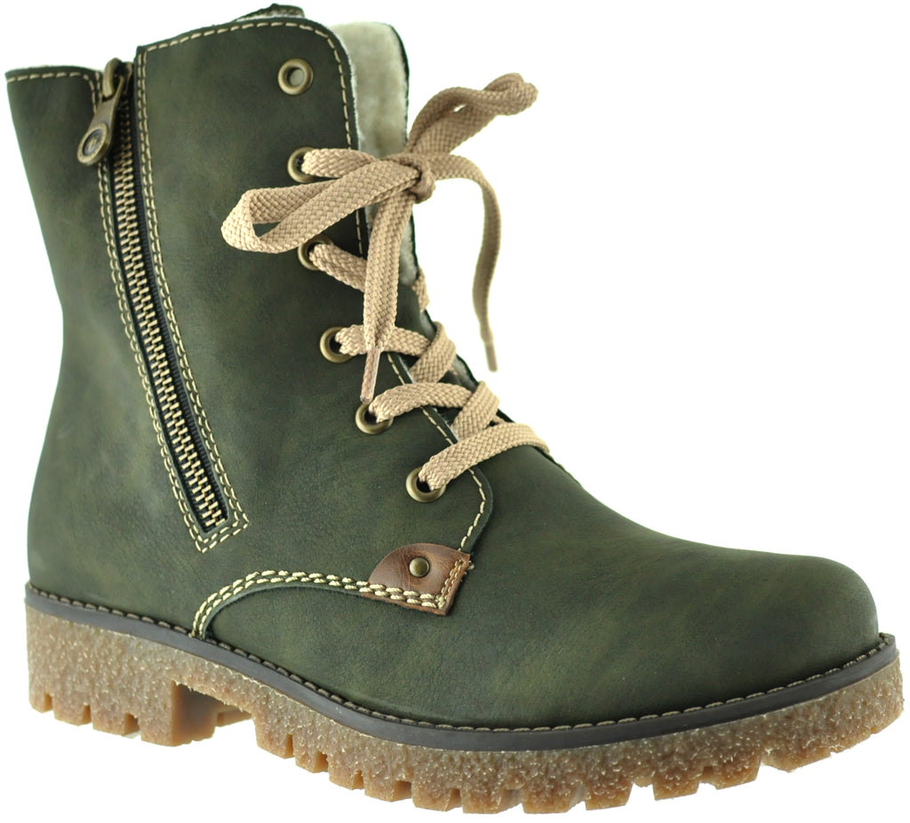 discount elegant shoes uk store Rieker - 79839 Forest Ankle Boots