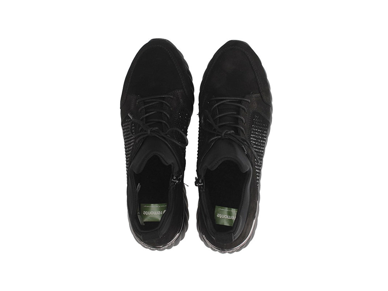 Remonte - D5976 Black Runners