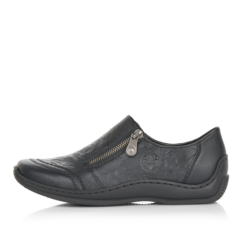 Rieker - L1771 Black Shoes