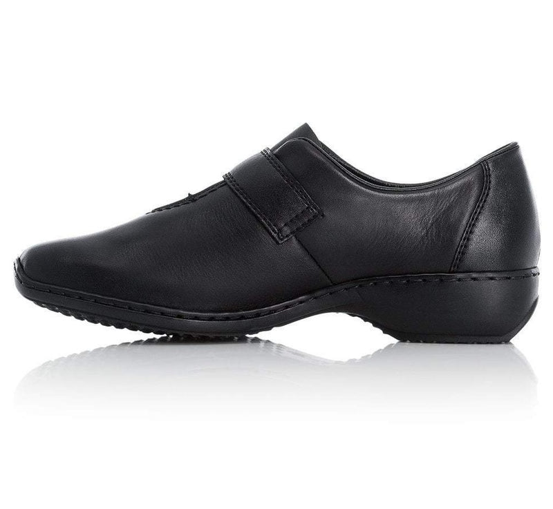 Rieker - L3870 Black Titan Shoes