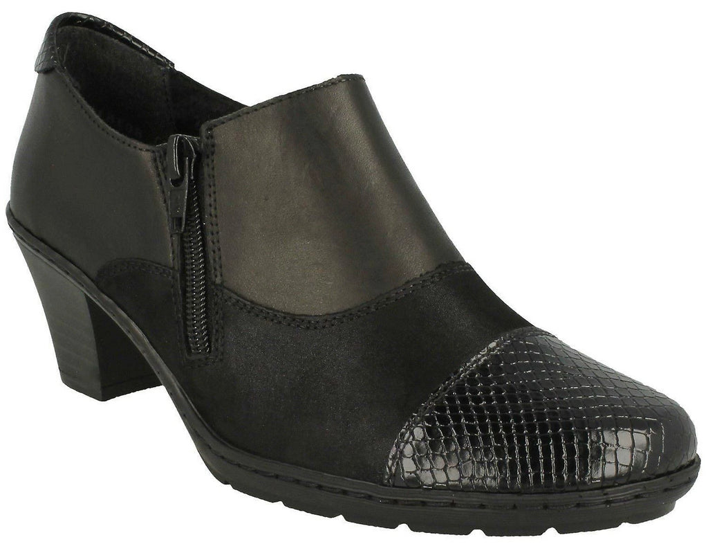 Rieker - 57173 Black Shoes