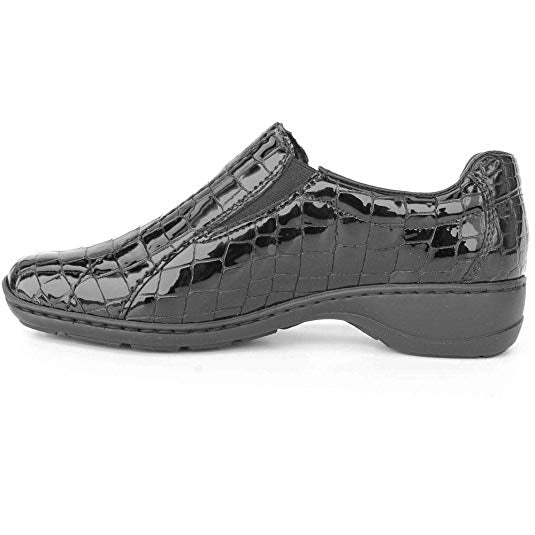 Rieker - 58350 Black Shoes