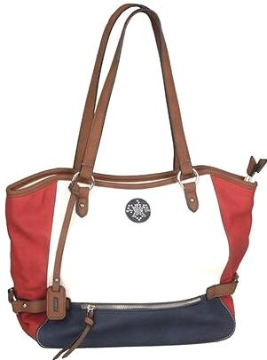 Rieker - H1066 Navy/Multi Bag