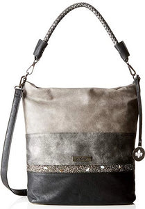 Rieker - H1358 Grey Combi Bag