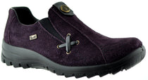 Rieker - L7171 RiekerTex Purple Shoes