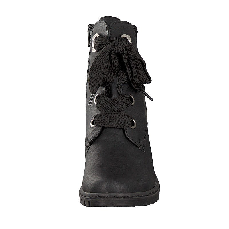Rieker - Y2521 Black Ankle Boots