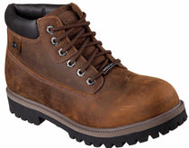 Skechers - Sergents Verdict (4442 Brown)