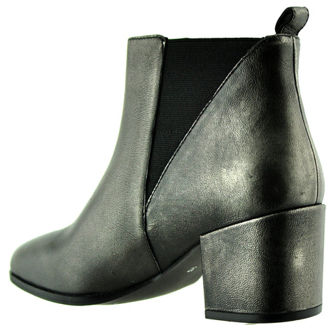 SPM - Nelsea Silver Ankle Boots (24009189)