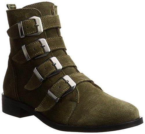 SPM - Stories Khaki Ankle Boots (22928410-13)