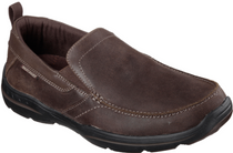 Skechers - Harper Forde (64858 Dark Brown)