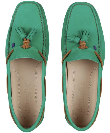 Dubarry - Jamaica Kelly Green Shoes