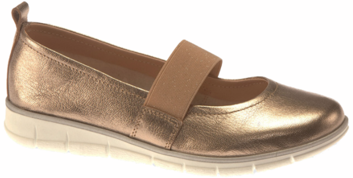 Dubarry - Juliet Gold Shoes
