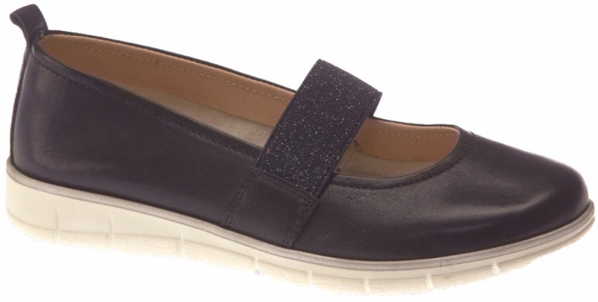 Dubarry - Juliet Navy Shoes