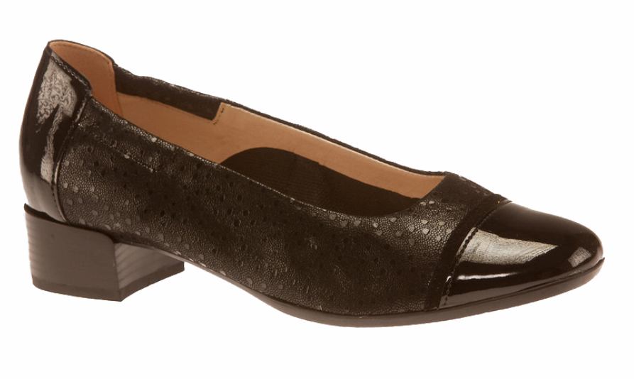 Dubarry - Jone Black Shoes