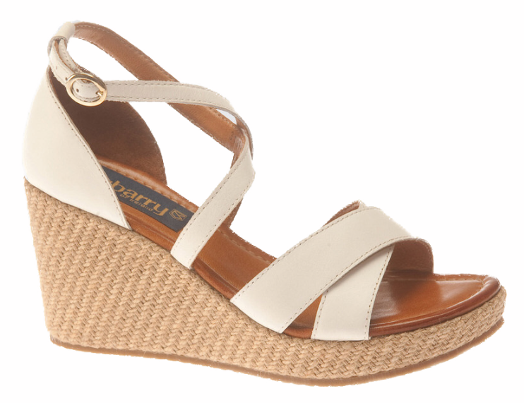 Dubarry - India White Sandals