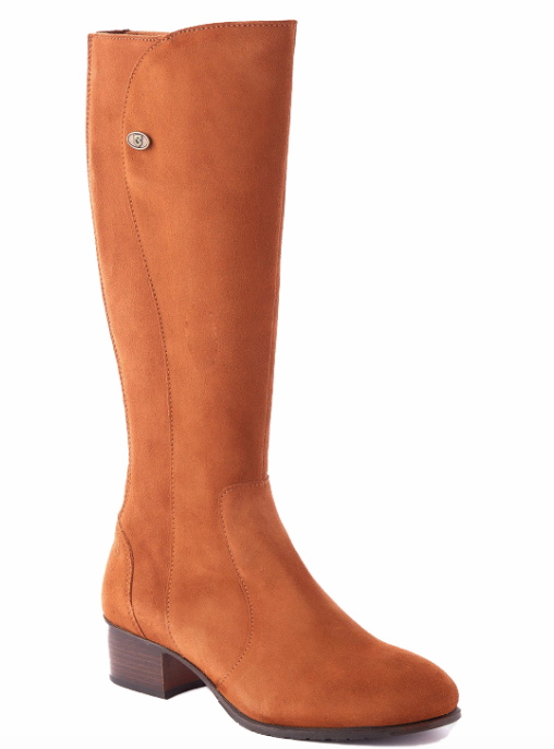 Dubarry - Downpatrick Camel Boots