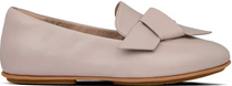 FitFlop - Lena Knot Loafer Mink Shoes