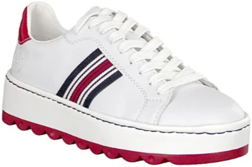 Rieker - N4622 White Runners