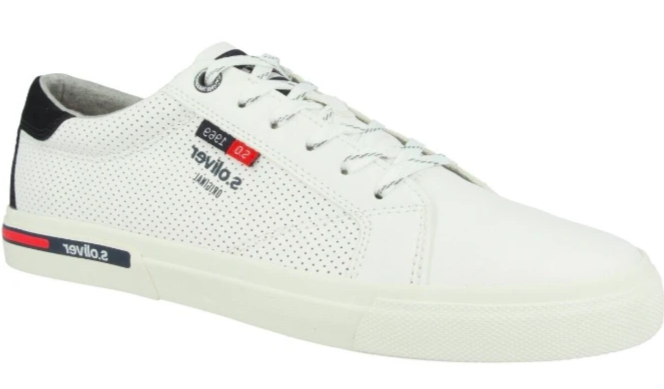 S'Oliver - 13630 White Runners