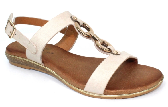 Lunar - Maldives Beige Sandals