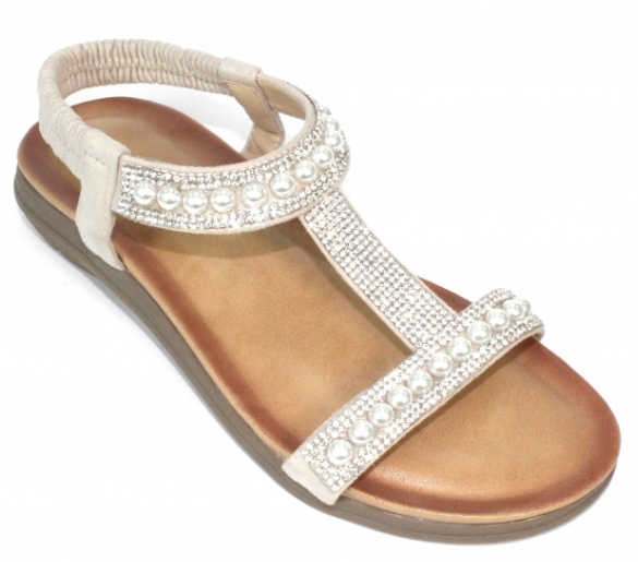 Lunar - Tancy White Sandals