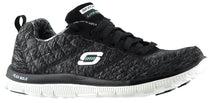 Skechers - Flex Appeal Pretty City (Black 12074)