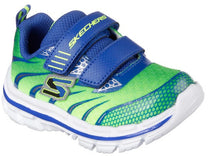 Skechers - Nitrate (Blue/Yellow 95344N)