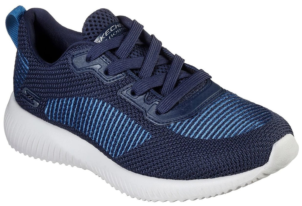 Skechers - Bobs Sport Squad- Turn Up (33156 Navy)