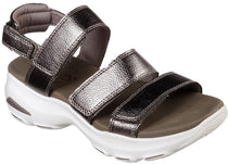 Skechers - D'Lites Ultra: Fab Life (32382 - Pewter)