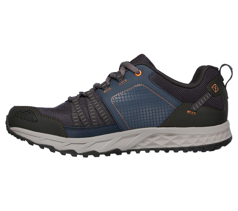 Skechers - Escape Plan: Avano (51591 Navy/Orange)