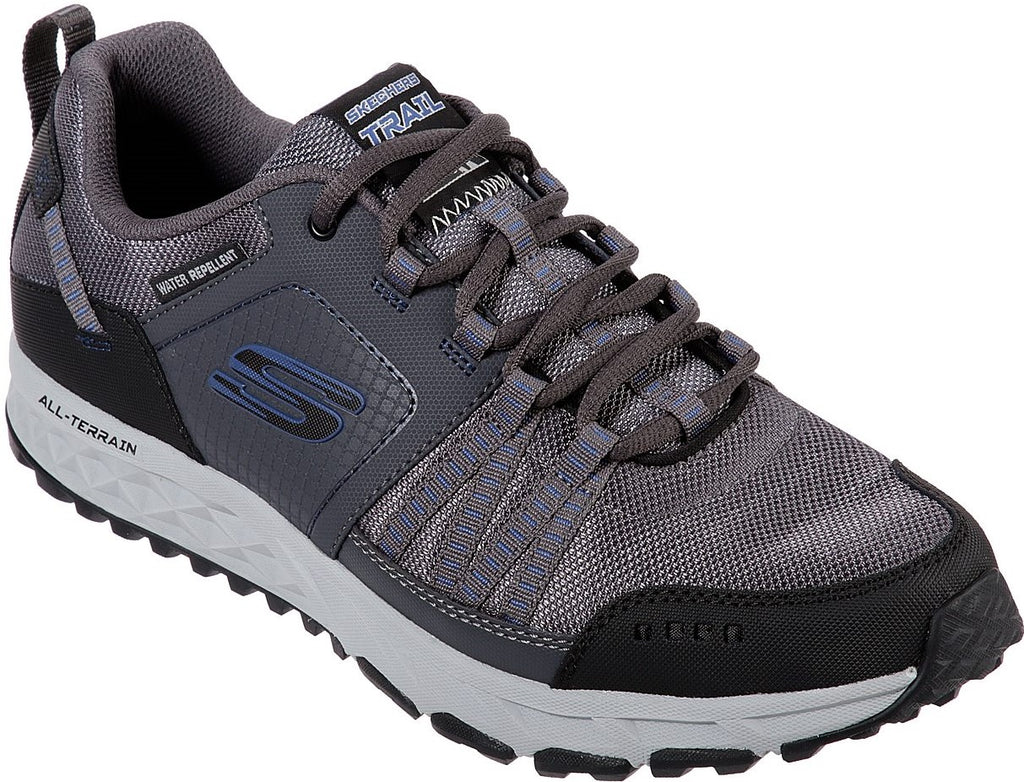 Skechers - Escape Plan (51591 Charcoal/Blue)
