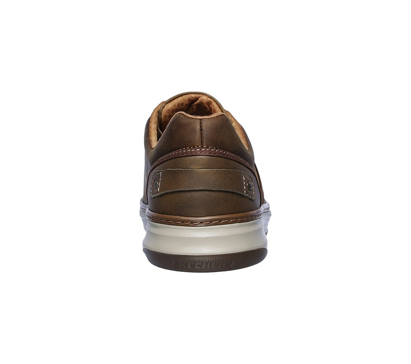 Skechers - Moreno: Winsor (65984 Dark Brown UK)