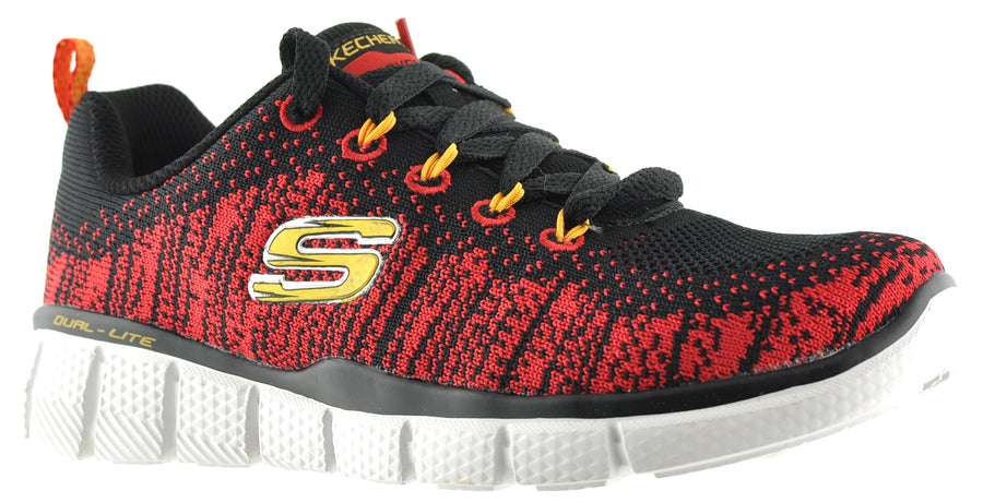 Skechers Perfect Game 937370l Black Red Purpletag Ie