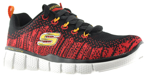 Skechers - Perfect Game (937370L Black/Red)