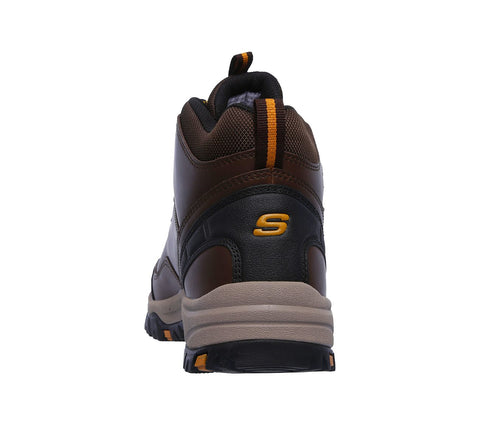 Skechers - Relaxed Fit: Relment Traven (65529 Brown/Black)