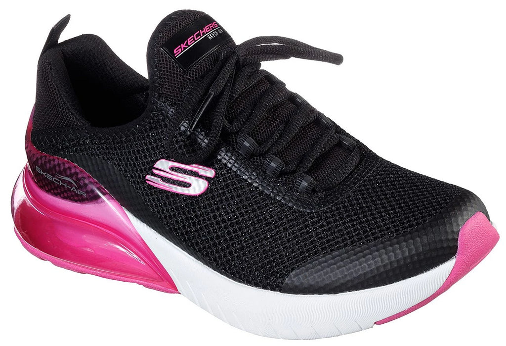 Skechers - Skech Air (13276 Black/Pink)