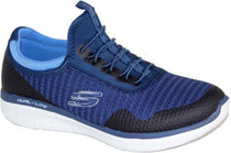 Skechers - Synergy 2.0: Mirror Image (12386 Navy/Blue)