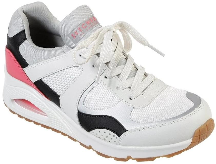 Skechers - Uno-Super Fresh (73689 White/Multi)