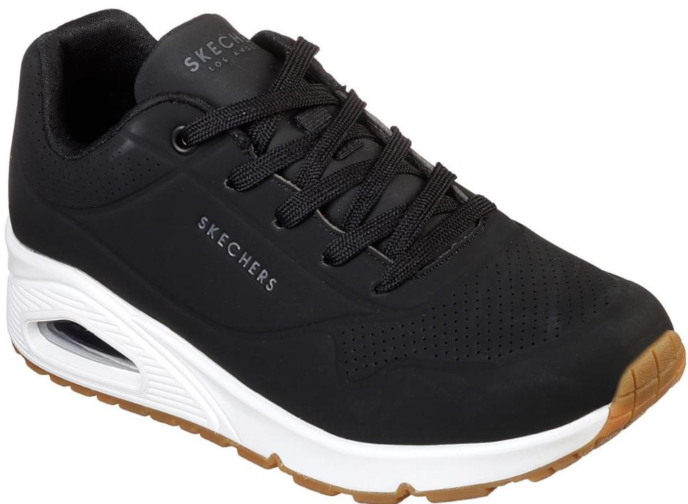Skechers - Uno: Stand On Air (73690 - Black)