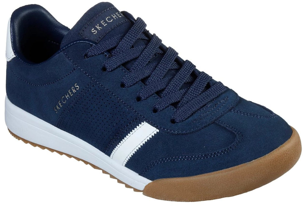 Skechers - Zinger (156 Navy/White/Stripe)