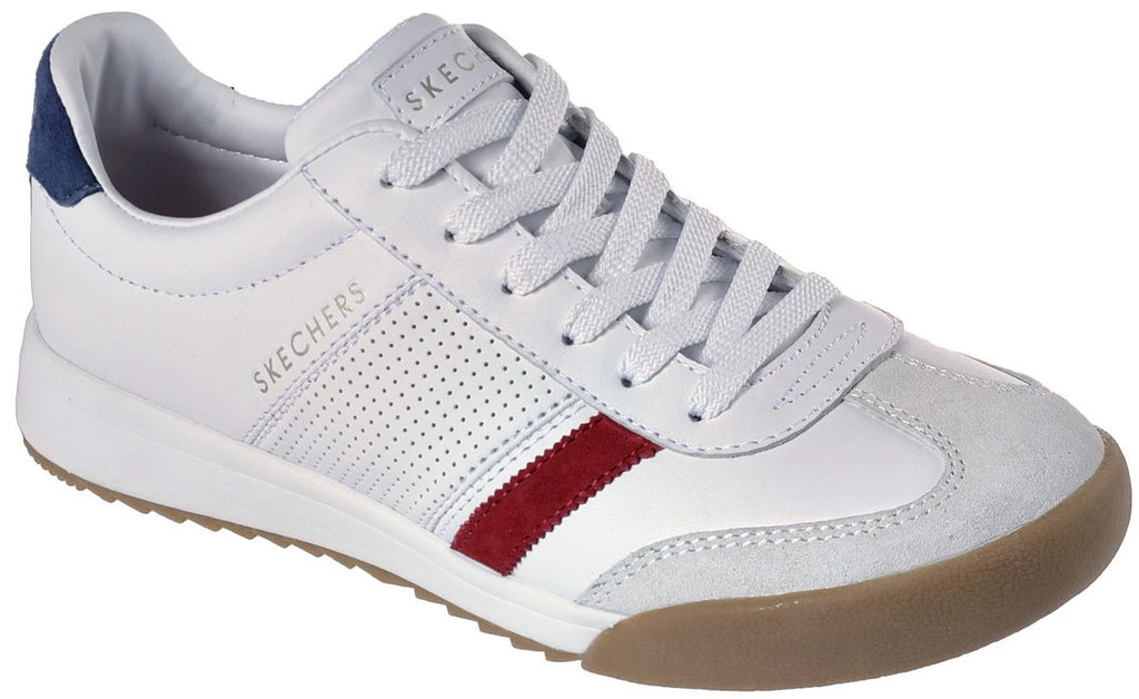Skechers - Zinger 2.0: Retro Rockers (156 White/Red/Navy)