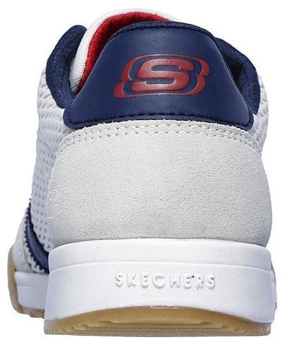 Skechers - Zinger (968 White/Navy)