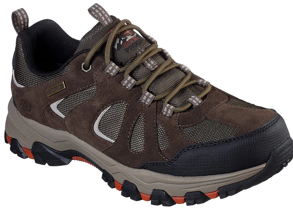 Skechers - Relaxed Fit: Selmen - Revano (66276 Brown)