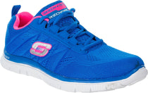 Skechers - Flex Appeal - Sweet Spot (Blue Hot Pink 11729)