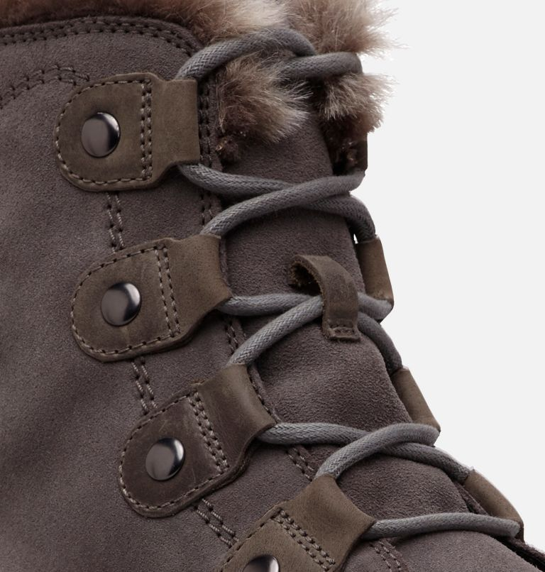 Sorel - Explorer Joan Quarry/Grey Ankle Boots
